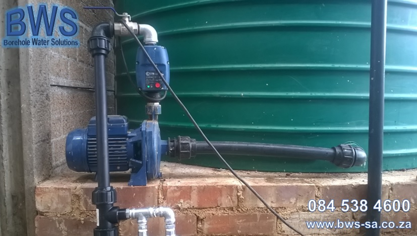 supply We Install a range of Pressure Pumps