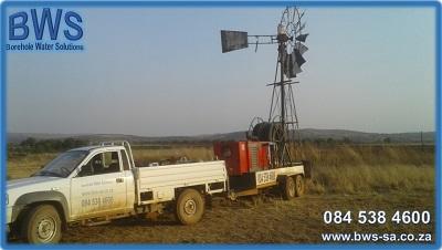 Borehole Test Gauteng